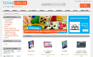 Sklep TerazGry.pl