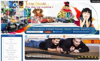 Sklep TerazZabawki.pl