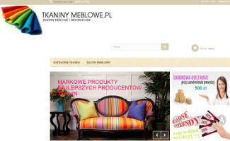 Sklep tkaniny-meblowe.pl