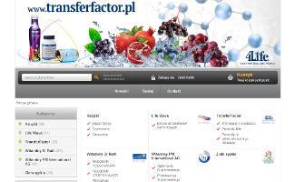 Sklep transferfactor.pl