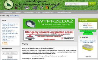 Sklep twoja-kosiarka.pl