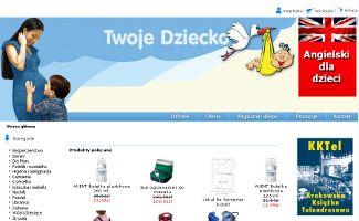 Sklep TwojeDziecko.net