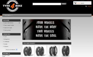 Sklep Tyre 4 bike