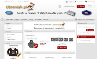 Sklep Ubraniak.pl