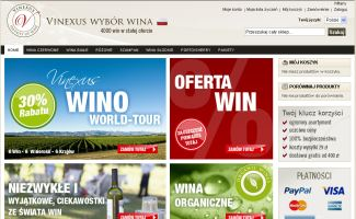 Sklep Vinexus.pl