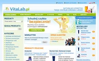 Sklep VitaLab.pl
