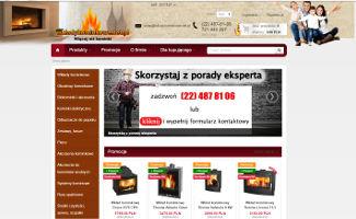 Sklep Wkladykominkowe.net.pl