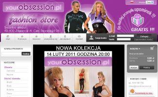 Sklep YourObsession.pl