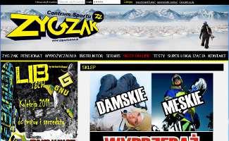 Sklep Zygzaksnow.pl