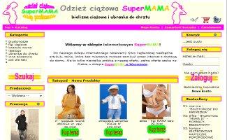 Sklep SuperMama.pl