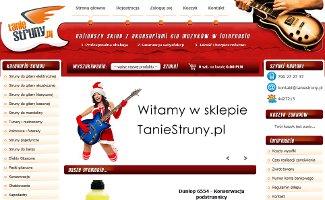 Sklep Taniestruny.pl