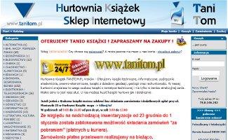 Sklep TaniTom.pl